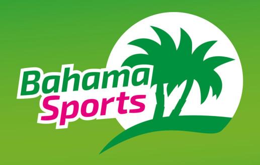 Logo Bahama Sports entwickelt von der Osnabrücker Grafikdesign Agentur Hasegold