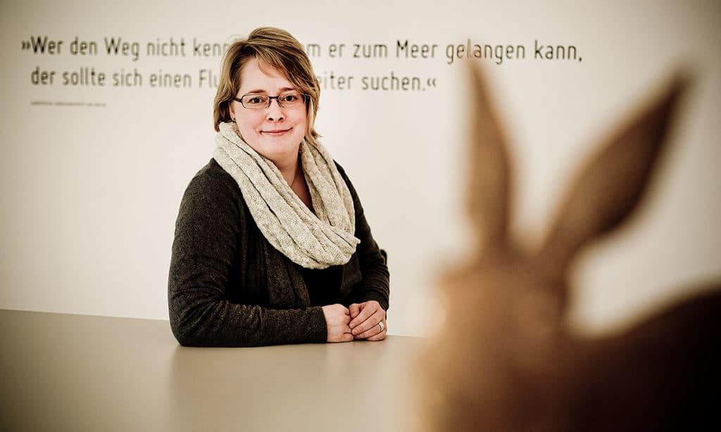 Johanna Dohmen bei Grafikagentur in Osnabrück