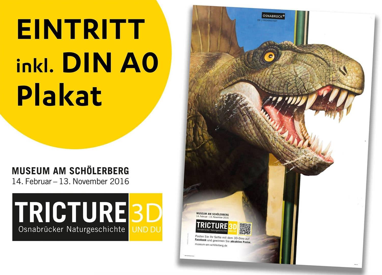Grafikdesign und Social Media zur Ausstellung im Museum am Schölerberg in Osnabrück