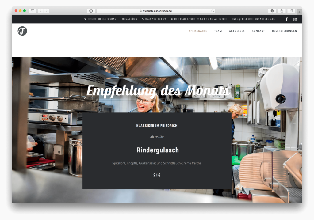 Website Friedrich 3