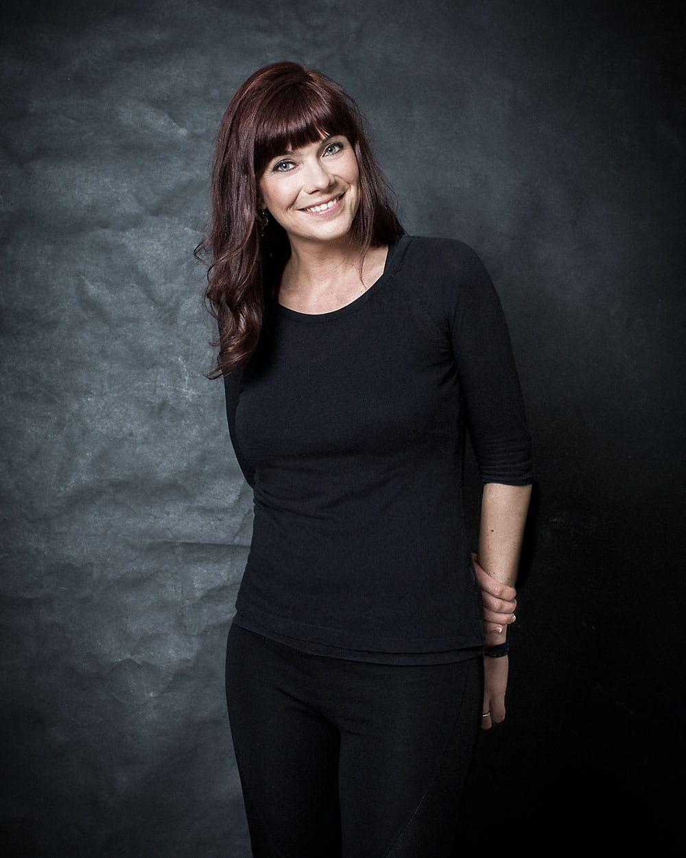 Daniela Rösler ist Projektmanagerin im Team bei HASEGOLD Grafikdesign in Osnabrück