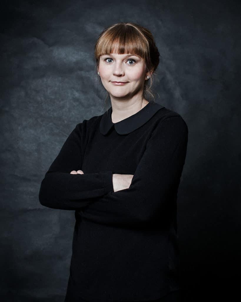 Julia Amelung Grafikdesignerin und Geschäftsführerin bei HASEGOLD in Osnabrück