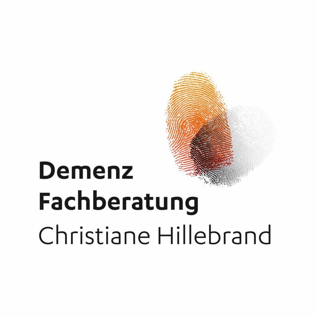 Demenz Fachberatung Logo Gestaltung für WordPress Seite von Osnabrücker Grafikdesignern bei Hasegold