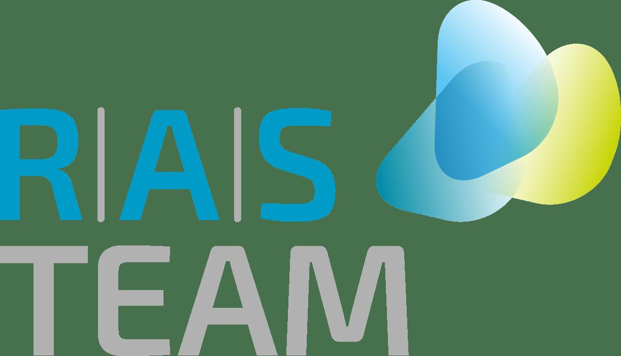 RAS Team aus Melle, das Logo im neuen Corporate Design gestaltet von der Grafikagentur in Osnabrück