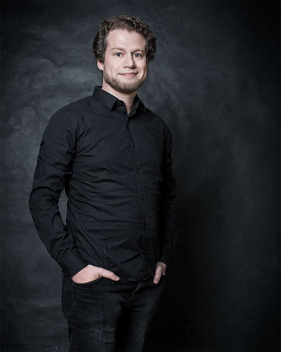 Sigurd Könker ist Diplom Designer bei HASEGOLD