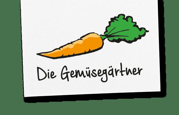 Das Logo der Gemüsegärtner für Internetauftritt mit SEO Optimierung