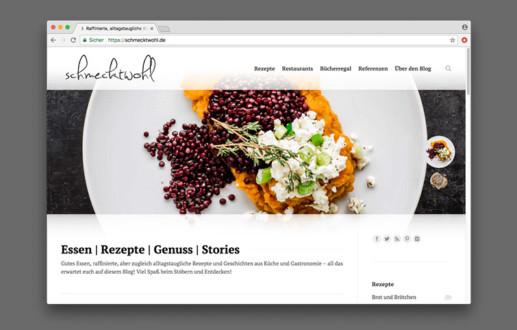 Foodblog in Osnabrück mit Wordpress