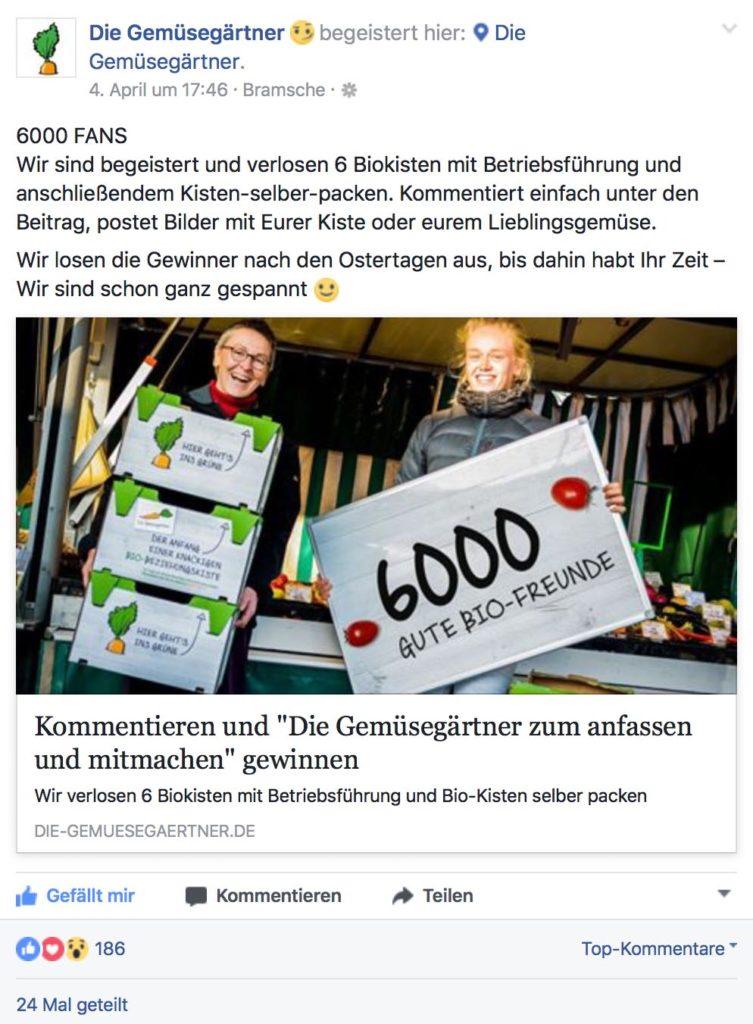 Social Media von Osnabrücker WordPress Fans