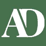 Ada Dorians Logo von der Osnabrücker Grafik
