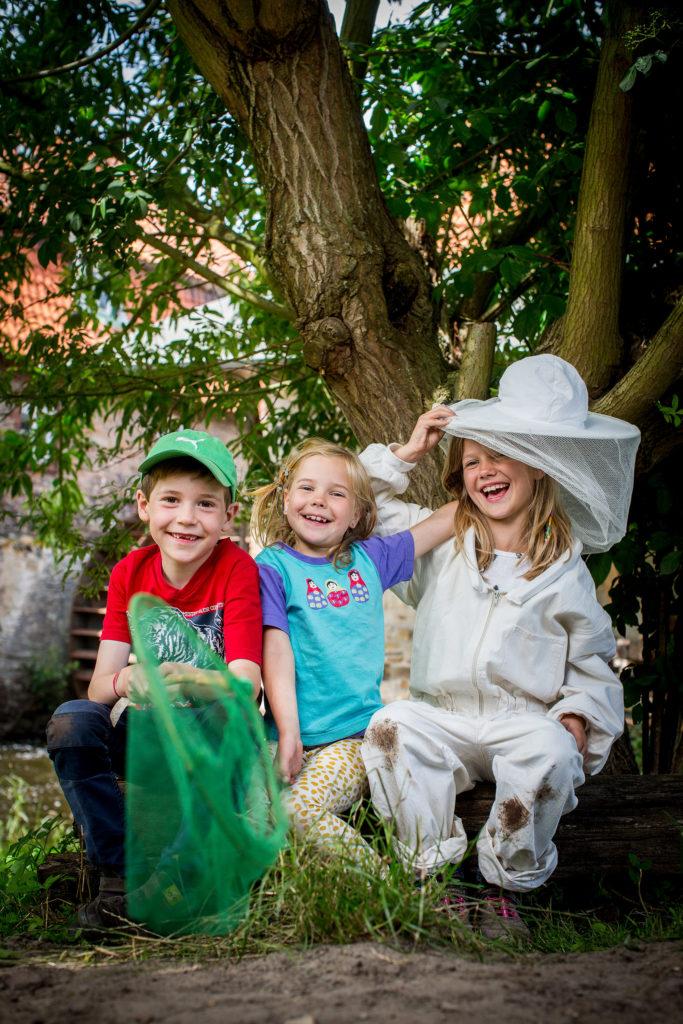 Die Osnabrücker Kids - Gesichter für den Ferienpass Osnabrück
