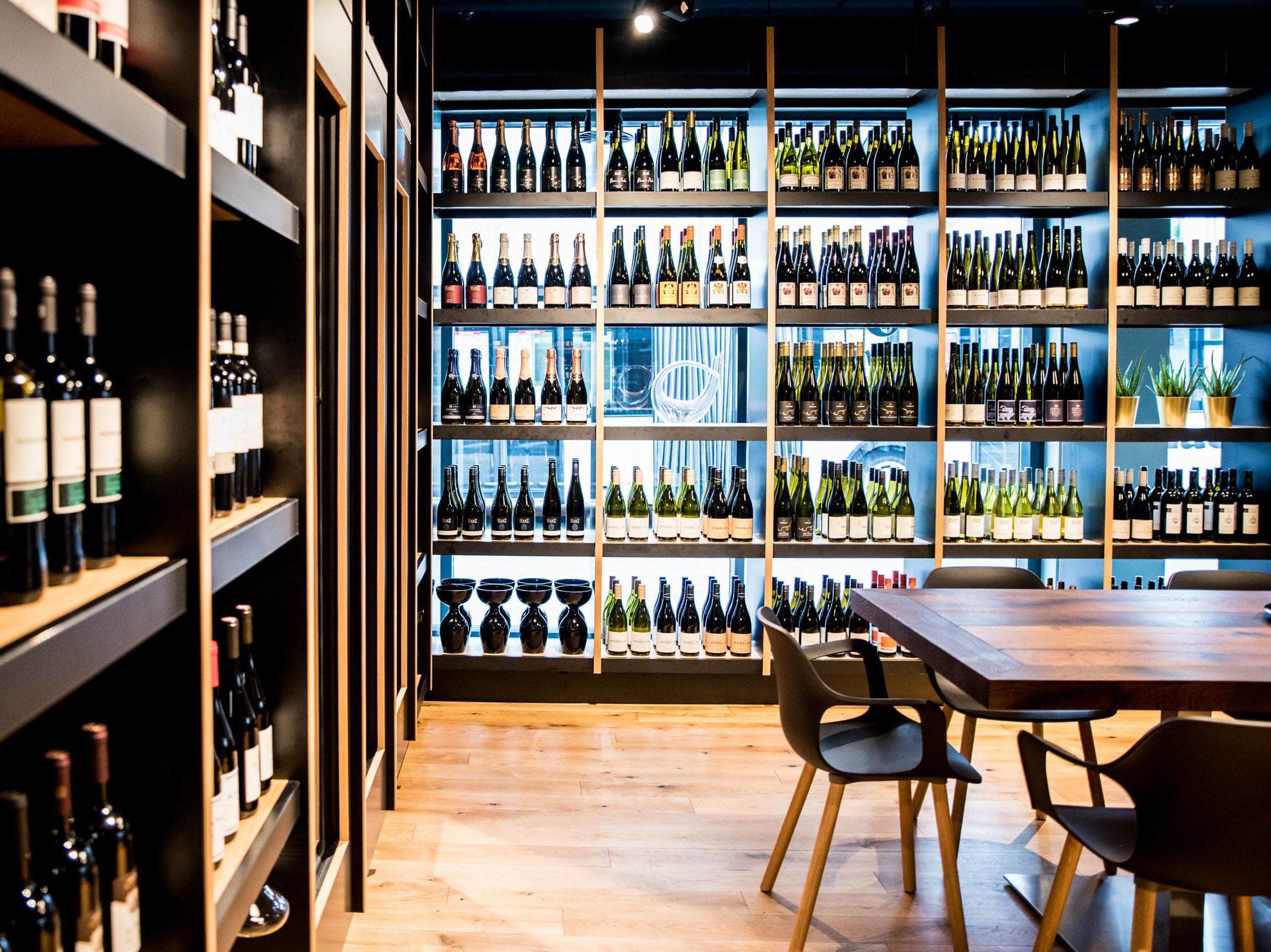 WordPress-Seite für Weingeschäft Osnabrück
