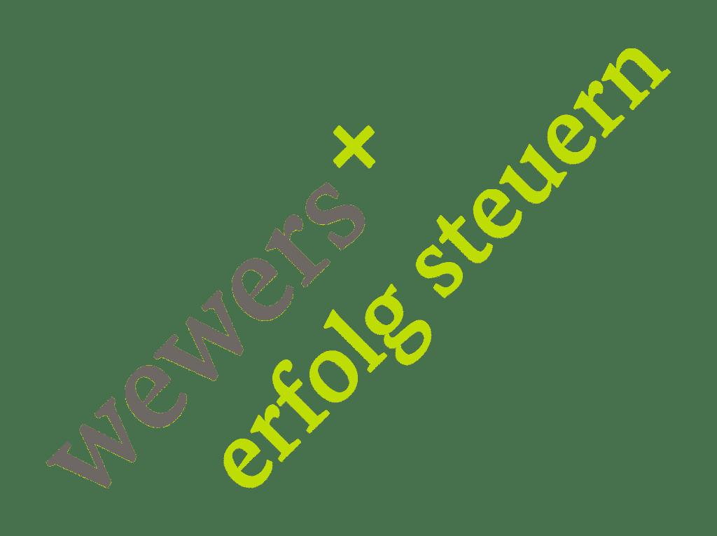 Claim Entwicklung für Steuerberater in Osnabrück – Wewers, Erfolg steuern.