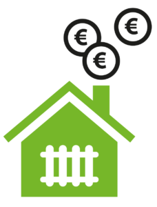 Verbranntes Geld? Das Icon gestaltet von HASEGOLD