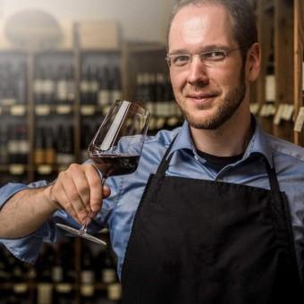 Design für Wein