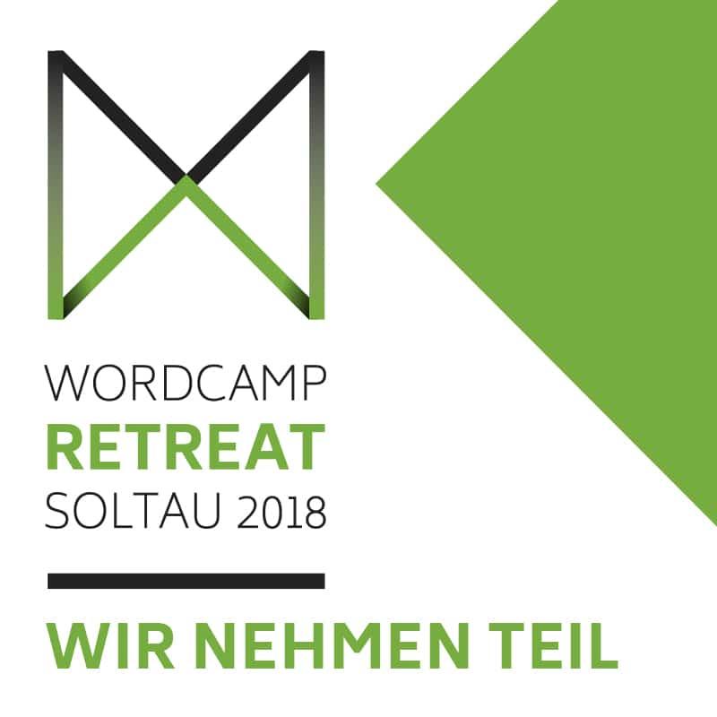 WordPress WordCamp Retreat /// Die Osnabrücker WordPress-Sepzialisten von Hasegold sind dabei!