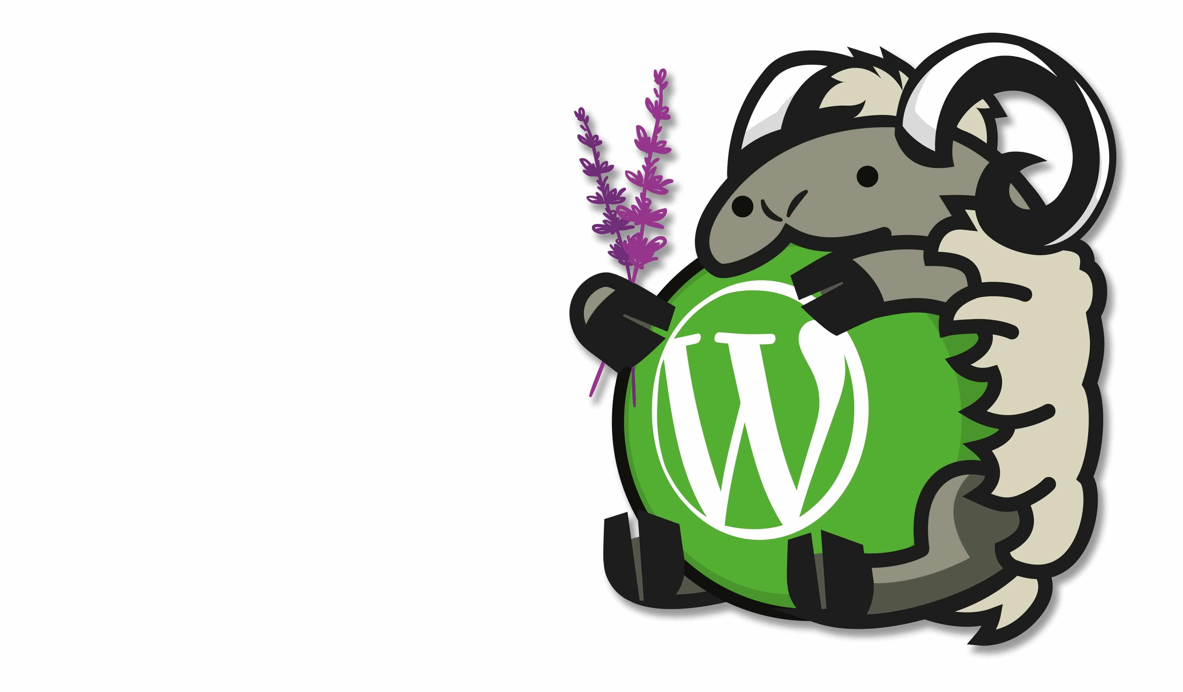Der Wapuu vom WordCamp Retreat in Soltau 2018 /// Hasegold entwickelte den Charakter und den WordCamp Auftritt