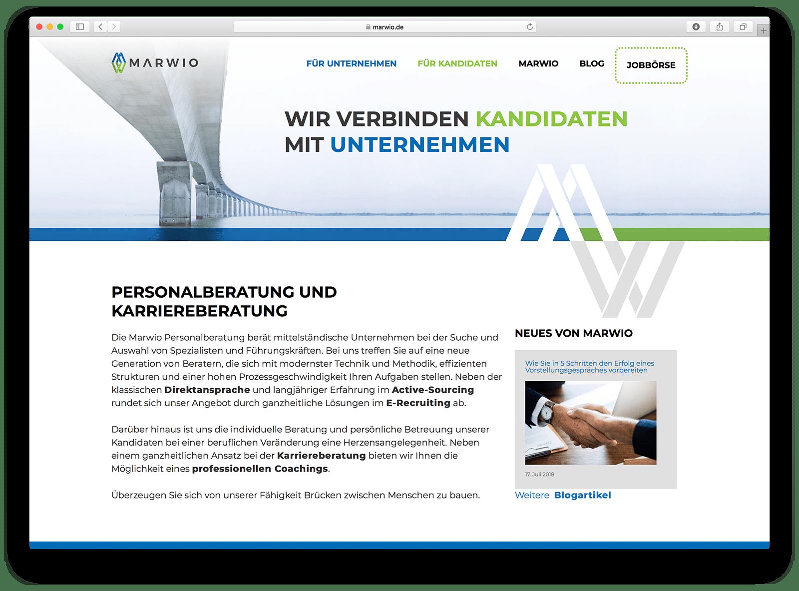 Schnelle WordPress Seite: Die Osnabrücker Grafikdesignagentur HASEGOLD entwickelt Kundenprojekte ausschließlich mit WordPress