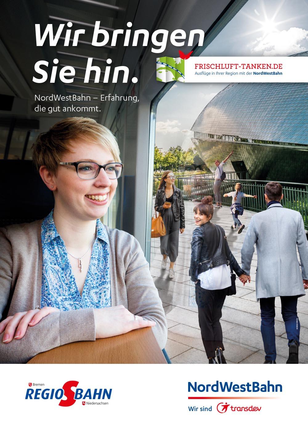 Plaktgestaltung mit Bildbearbeitung von der Osnabrücker Grafikdesign-Agentur Hasegold
