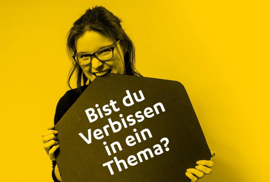 WordCamp Design: Hanna Sieverding organisert auf dem WordCamp Osnabrück die Wordshops