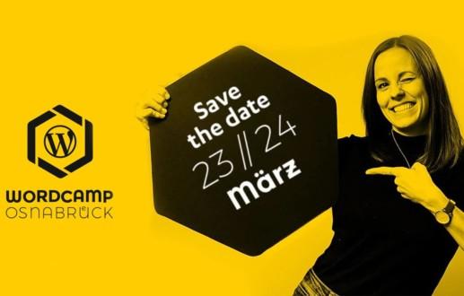 Das WordCamp in Osnabrueck findet im Früjahr 2019 in Osnabrück statt.