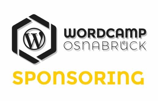WordCamp Sponsor: Osnabrücks Grafik- und WordPress-Agentur HASEGOLD unterstützt die WordPress-Community