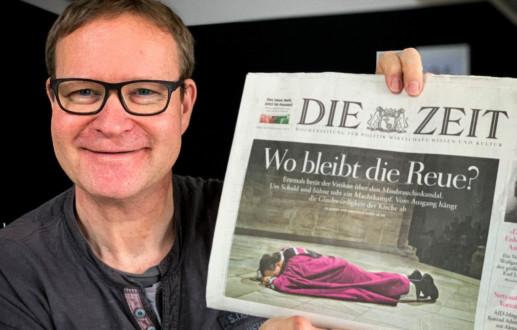 Titelfoto auf Zeit /// Bishof Bode aus Osnabrück