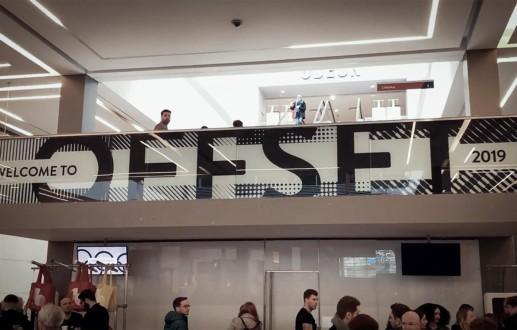 Die Osnabrücker WordPress- und Werbeagentur Hasegold auf der Offset in Dublin