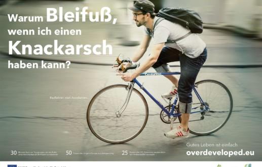 Stadtradeln: Die Osnabrücker Werbeagentur HASEGOLD macht mit