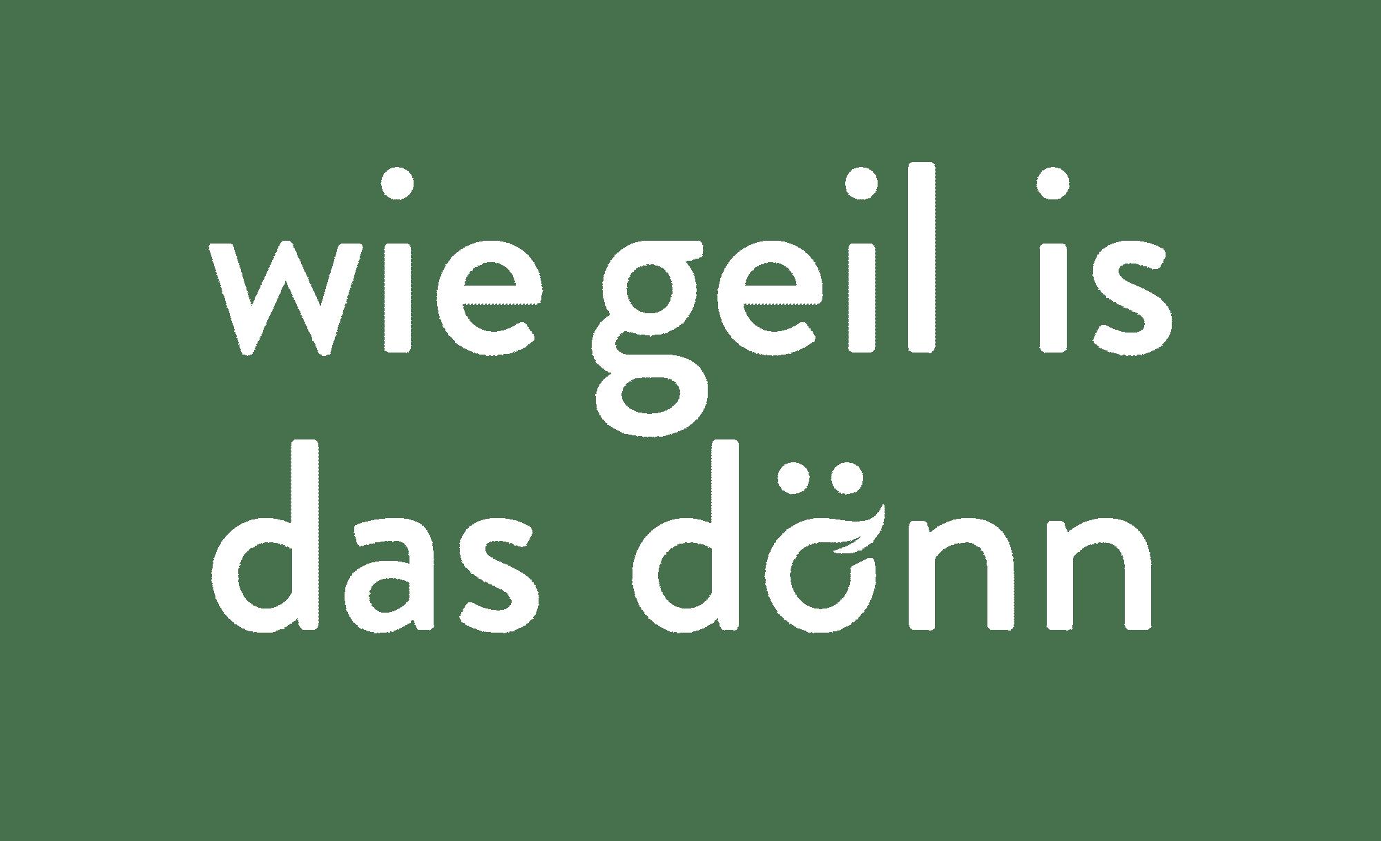 Der Claim zum Launch des Ökolädchens in Osnabrück