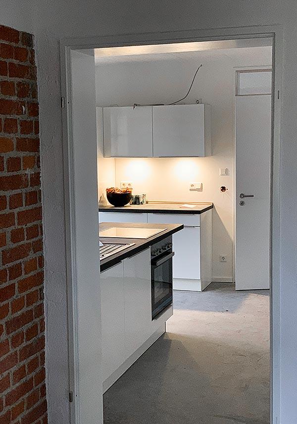 Küche um Leisen Speicher Osnabrück