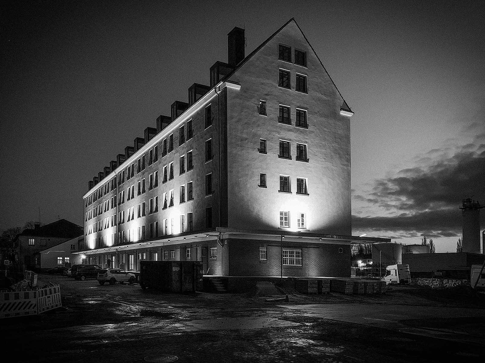 Werbeagentur Osnabrück: Im Hafen entsteht ein neues Kreativquartier. Die Werbeagentur Hasegold ist in die 4. Etage eingezogen.