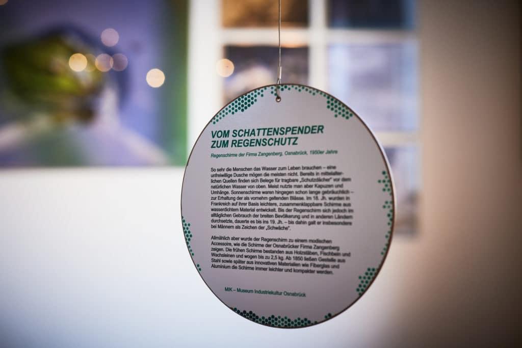 Über Wasser: Die Ausstellung im Museum Industriekultur Osnabrück MIK